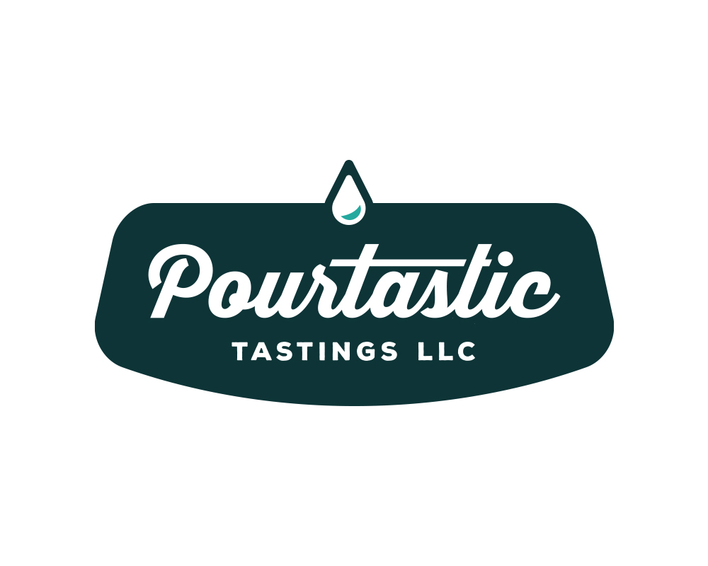 Pourtastic Logo Badge